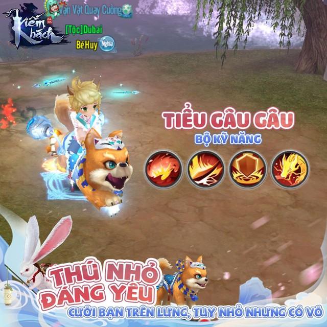 Sẽ có một MMORPG mới đậm chất chibi ra mắt game thủ Việt trong thời gian sắp tới - Ảnh 2.