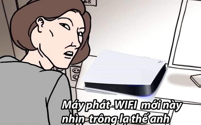 Sau khi PS5 ra mắt, cộng đồng game thủ Việt thi nhau xin vợ lúa để đặt mua - Ảnh 1.