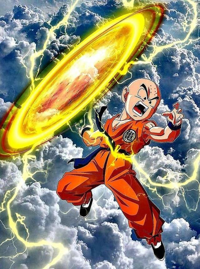 Dragon Ball: Krillin ngầu lòi như thế, ai bảo anh trọc yếu như sên thì xem lại đi nhé! - Ảnh 4.