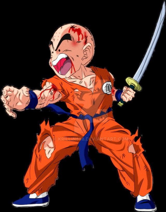 Dragon Ball: Krillin ngầu lòi như thế, ai bảo anh trọc yếu như sên thì xem lại đi nhé! - Ảnh 9.