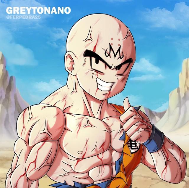 Dragon Ball: Krillin ngầu lòi như thế, ai bảo anh trọc yếu như sên thì xem lại đi nhé! - Ảnh 11.