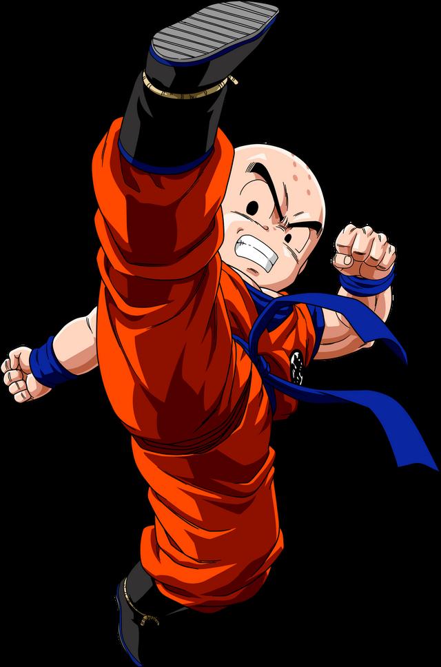 Dragon Ball: Krillin ngầu lòi như thế, ai bảo anh trọc yếu như sên thì xem lại đi nhé! - Ảnh 16.
