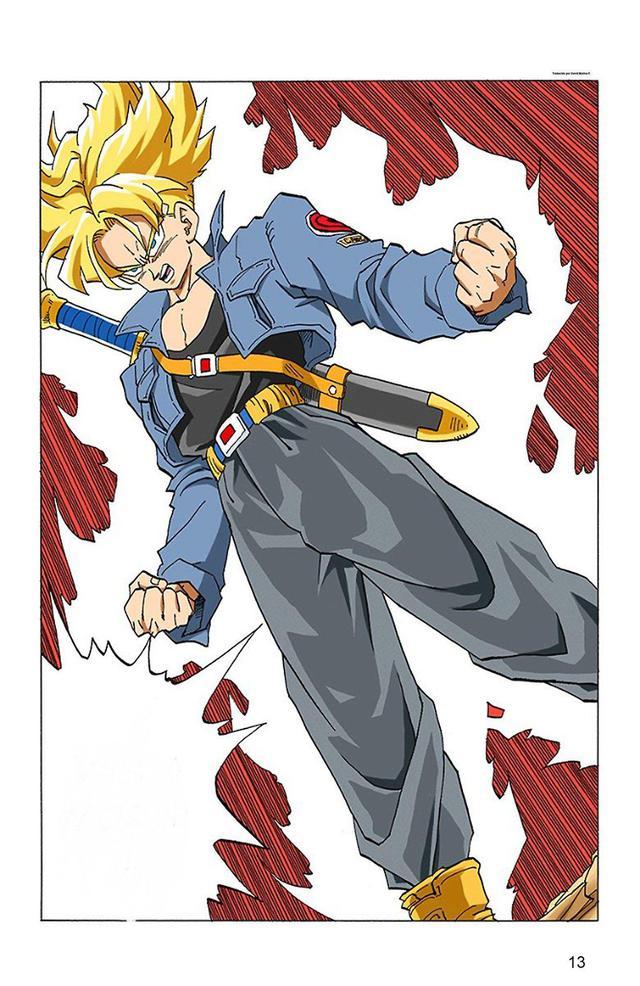 Dragon Ball: 10 khoảnh khắc các chiến binh Z đạt được hình thức Super saiyan lần đầu tiên (P1) - Ảnh 2.