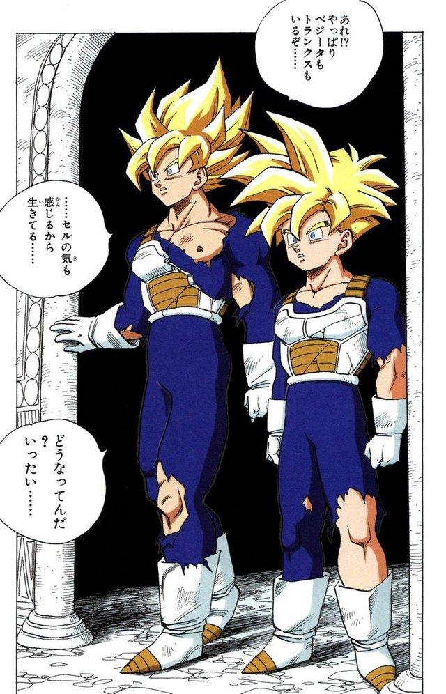 Dragon Ball: 10 khoảnh khắc các chiến binh Z đạt được hình thức Super saiyan lần đầu tiên (P1) - Ảnh 4.