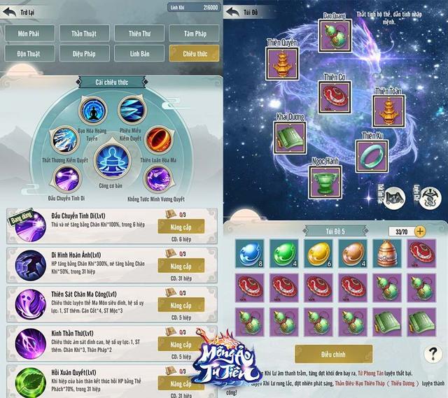 Vừa hé lộ info, Mộng Ảo Tu Tiên đã đe dọa đánh tụt hạng Immortal Taoists, trở thành siêu phẩm game tu tiên Top 1 mới! - Ảnh 6.