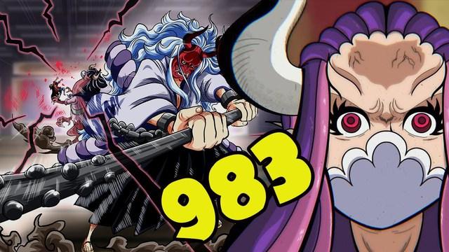 Dự đoán One Piece chapter 984: Yamato tháo mặt nạ, Luffy biết được quá khứ của Kaido? - Ảnh 1.