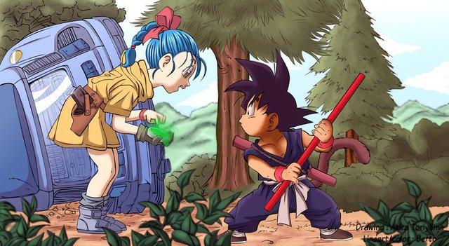 Khám phá ý nghĩa khó đỡ sau cái tên của các nhân vật trong Dragon Ball, Bulma hóa ra là quần ống tụm còn Yamcha là bữa điểm tâm - Ảnh 2.