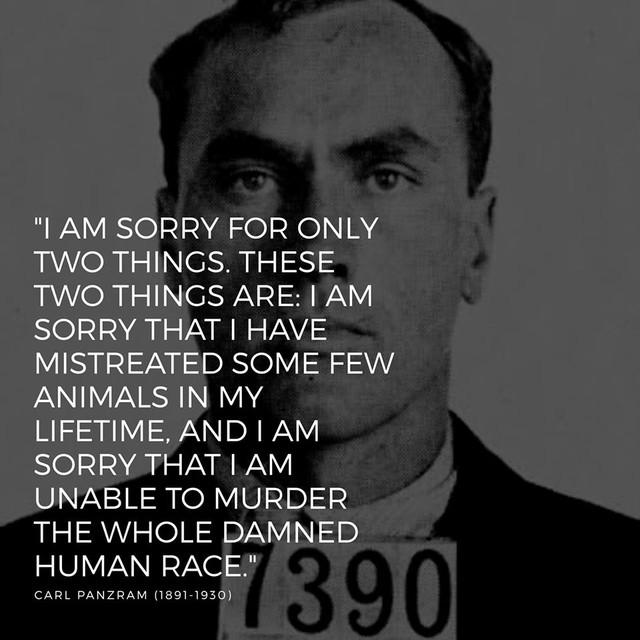 Câu nói rùng mình của những kẻ sát nhân hàng loạt nổi tiếng: Thở ra toàn đạo lý, nhưng nhân cách thì chả ra gì - Ảnh 12.