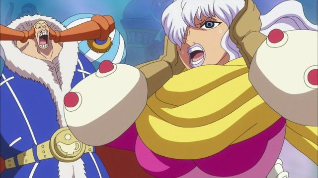 One Piece: Yamato sẽ cưới Smoothie, điều gì xảy ra khi thánh phản và thánh tạ trong băng tứ hoàng gặp nhau? - Ảnh 1.