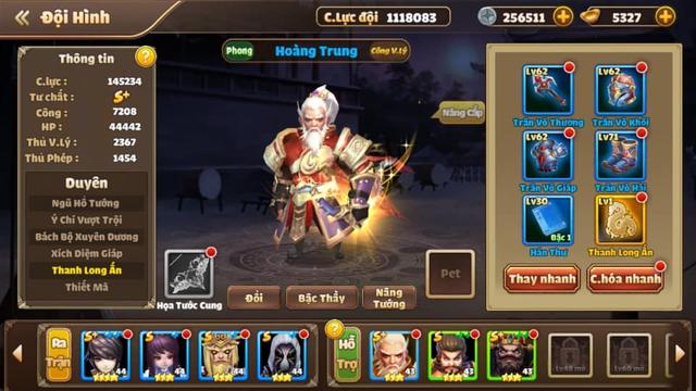 """Top 5 tướng công """"siêu gánh team"""" trong Tam Quốc Tốc Chiến Photo-1-15932489928871286544127"""