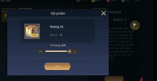 Liên Quân Mobile: Garena gây sốc, game thủ nhận skin bậc SS chỉ với 25 nghìn đồng - Ảnh 4.