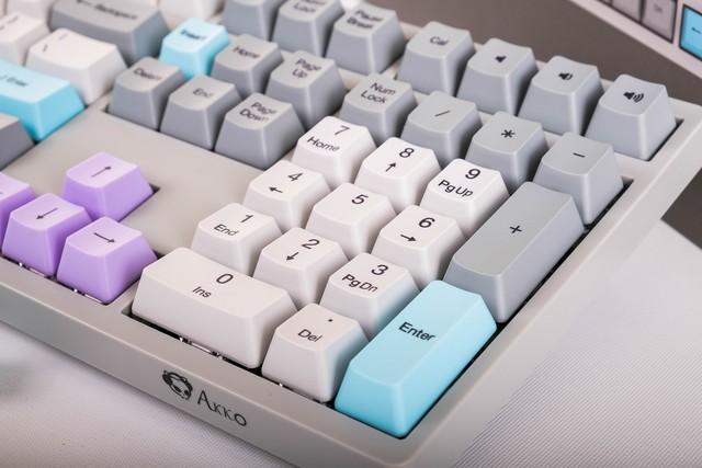 Bộ đôi bàn phím cơ siêu giảm thanh của AKKO: Đẹp ngất ngây, gõ êm mà giá chỉ từ 1,3 triệu đồng - Ảnh 2.