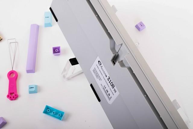 Bộ đôi bàn phím cơ siêu giảm thanh của AKKO: Đẹp ngất ngây, gõ êm mà giá chỉ từ 1,3 triệu đồng - Ảnh 7.