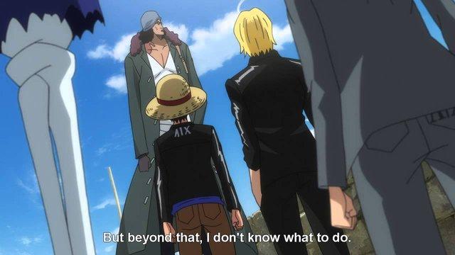 One Piece: Cựu Đô đốc Aokiji sẽ đến Wano, người mang ơn Garp sẽ cứu Luffy? - Ảnh 3.
