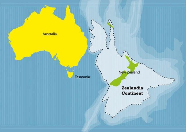 Các nhà khoa học lập bản đồ chi tiết về lục địa thứ 8 của Trái Đất, nằm ẩn sâu hàng nghìn mét dưới đáy Thái Bình Dương - Ảnh 1.