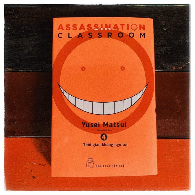 Assassination Classroom: Bộ manga hành động học đường độc nhất vô nhị của NXB Trẻ, kiểu gì cũng phải đọc qua 1 lần! - Ảnh 4.