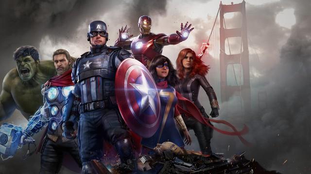 Lộ diện 7 phút gameplay Marvels Avengers, chơi game mà đỉnh không khác gì ra rạp xem phim - Ảnh 1.