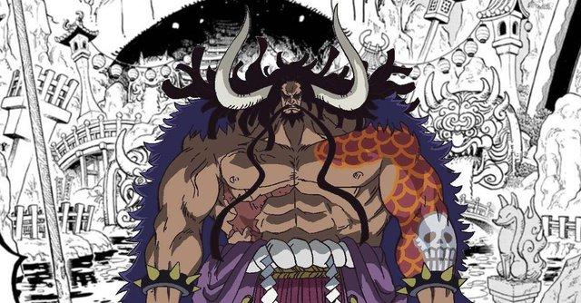 One Piece: Tính cách 2 cha con Kaido được khắc họa qua hình ảnh chiếc chùy, kẻ có gai nhọn người thì không? - Ảnh 2.