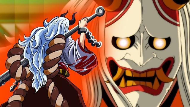 One Piece: Tính cách 2 cha con Kaido được khắc họa qua hình ảnh chiếc chùy, kẻ có gai nhọn người thì không? - Ảnh 4.