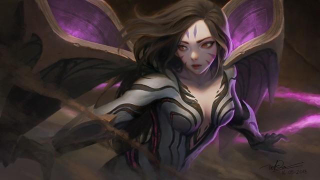 Choáng váng với lối build đồ siêu dị của Xạ Thủ từng vô địch thế giới - KaiSa Sát Lực - Ảnh 1.