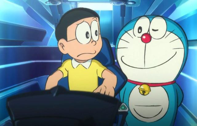 Doraemon: Hậu đậu như Nobita, có du hành thời gian bao nhiêu lần cũng chẳng thể làm thay đổi quá khứ lẫn hiện tại - Ảnh 3.