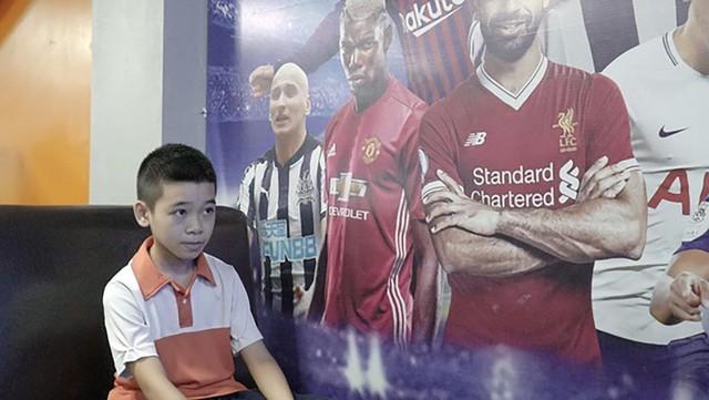 Giật mình với số tiền mà thần đồng PES Việt Nam 12 tuổi kiếm được mỗi tháng chỉ nhờ chơi game - Ảnh 1.