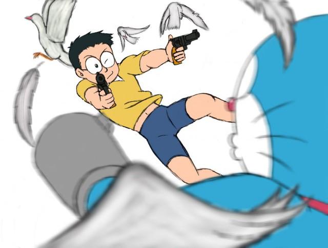3 minh chứng cho thấy Nobita thực chất là một thiên tài trong bộ truyện Doraemon? - Ảnh 3.