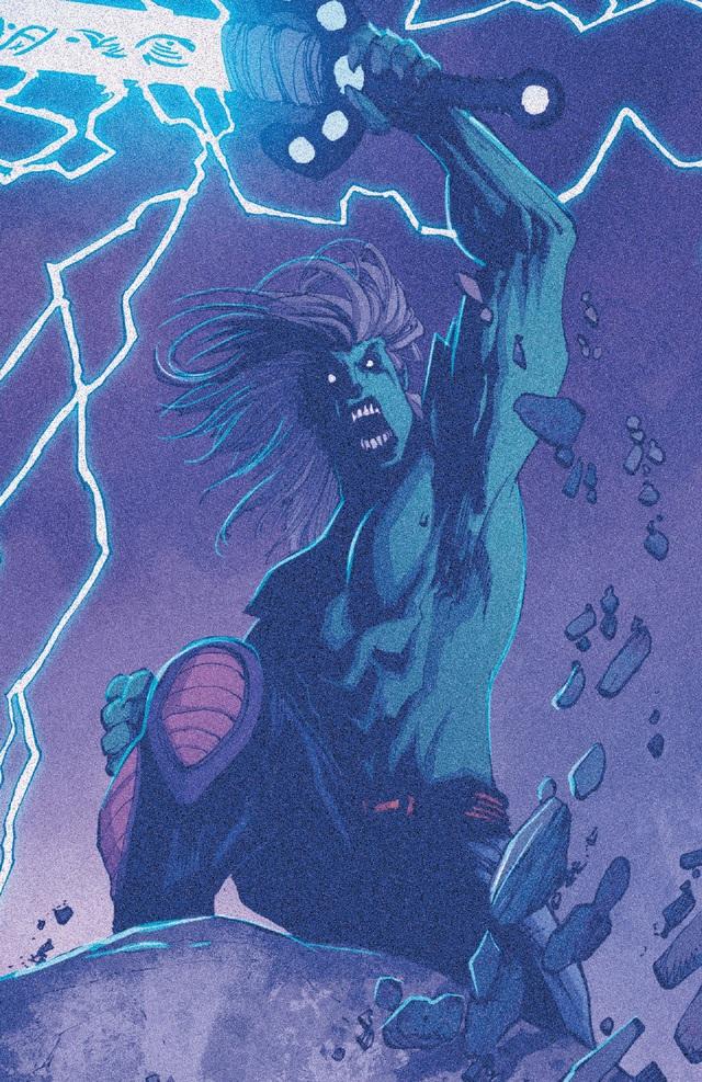 Marvel ra mắt Profiteer, cô em gái mới của Collector và Grandmaster - Ảnh 3.
