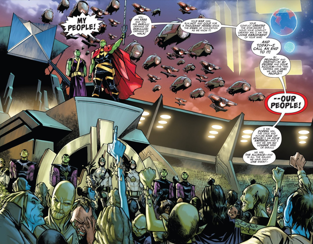 Marvel ra mắt Profiteer, cô em gái mới của Collector và Grandmaster - Ảnh 4.