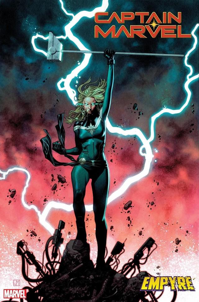 Marvel ra mắt Profiteer, cô em gái mới của Collector và Grandmaster - Ảnh 5.
