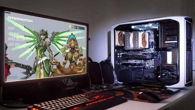Tác hại lớn khi đặt case PC dưới sàn nhà - Ảnh 1.