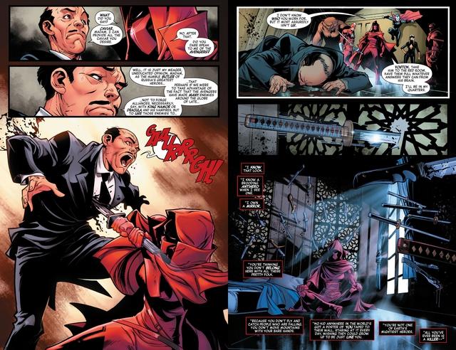 Dracula, Mephisto và những kẻ thù của Avengers sẽ thành lập một liên minh trong năm nay - Ảnh 4.