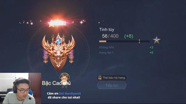 Liên Quân Mobile: Garena VN chống buff ELO rất gắt, game thủ nước ngoài cũng ngạc nhiên khi theo dõi BXH - Ảnh 3.