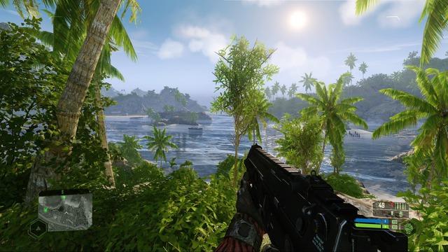 Crysis Remastered - Game sát phần cứng nhất lịch sử sẽ trông như thế nào? - Ảnh 1.