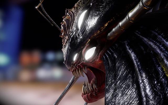 One Punch Man: Ngắm Rết Trưởng Lão phiên bản 3D, đáng sợ đâu không biết chỉ thấy đẹp long lanh - Ảnh 3.