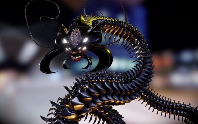 One Punch Man: Ngắm Rết Trưởng Lão phiên bản 3D, đáng sợ đâu không biết chỉ thấy đẹp long lanh - Ảnh 6.