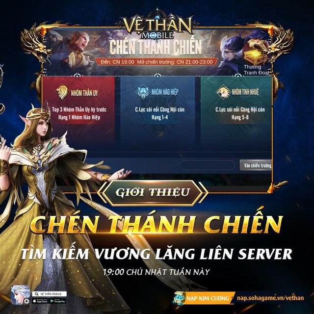 3 hoạt động được yêu thích nhất trong Vệ Thần Mobile: Hóa ra game thủ Việt dễ hiểu đến thế - Ảnh 6.