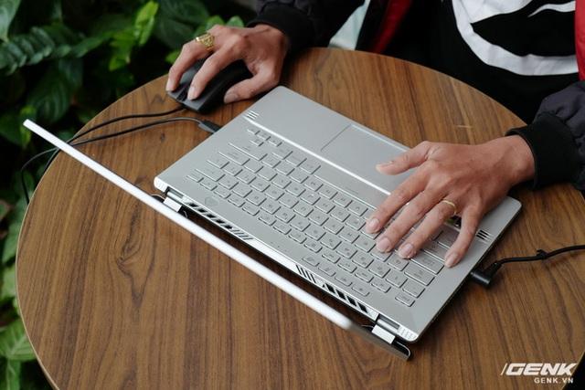 Trải nghiệm nhanh ASUS Zephyrus G14: Chiếc laptop mạnh và độc đáo nhất thế giới, giá tại VN từ 26,99 triệu đồng - Ảnh 14.