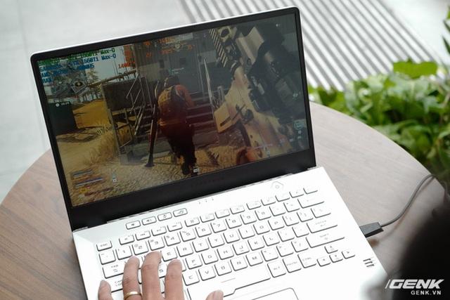 Trải nghiệm nhanh ASUS Zephyrus G14: Chiếc laptop mạnh và độc đáo nhất thế giới, giá tại VN từ 26,99 triệu đồng - Ảnh 24.