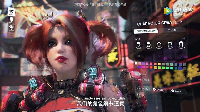 Tencent ra mắt tựa game bắn súng lấy bối cảnh tương lai, tương tự như Cyberpunk 2077 - Ảnh 5.