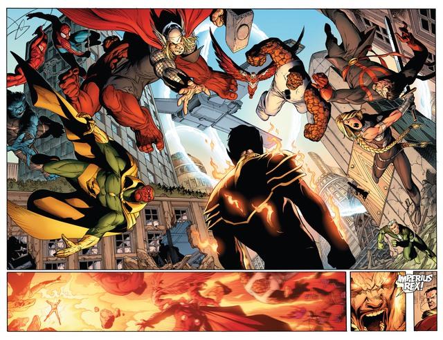 Marvel Comics: Hải Vương Namor sẽ trở thành vật chủ của Phoenix Force 1 lần nữa? - Ảnh 4.