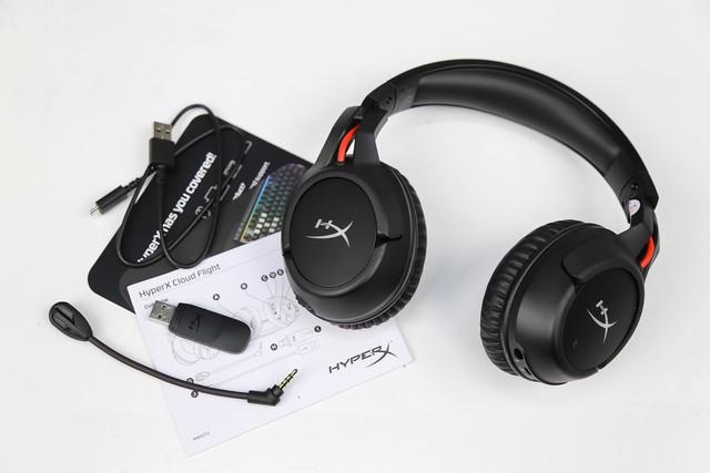 HyperX Cloud Flight - Xứng danh tai nghe không dây đỉnh nhất cho anh em game thủ - Ảnh 3.