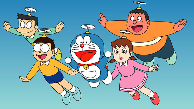 Doraemon đã 51 năm tuổi nhưng chị em có thể chưa biết hết những nhân vật bí ẩn trong bộ truyện này - Ảnh 2.
