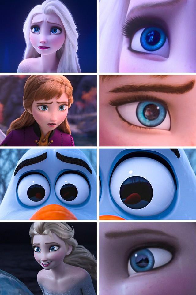 13 hình ảnh chứng minh phim hoạt hình Disney tỉ mỉ đến từng chi tiết - Ảnh 7.