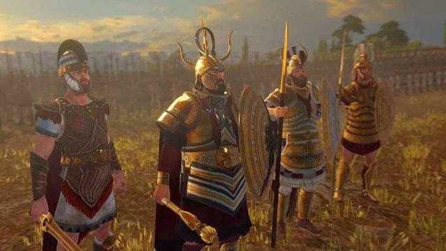 Lộ diện gameplay của Total War Saga: Troy, bom tấn chiến thuật hot nhất 2020 - Ảnh 1.