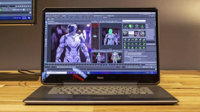 Asus ra mắt loạt laptop siêu khủng, đặc biệt có 'quái vật' lên tới 270 triệu đồng - Ảnh 2.