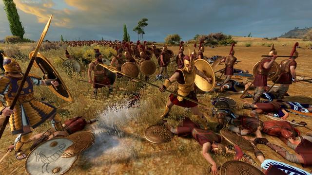 Lộ diện gameplay của Total War Saga: Troy, bom tấn chiến thuật hot nhất 2020 - Ảnh 2.