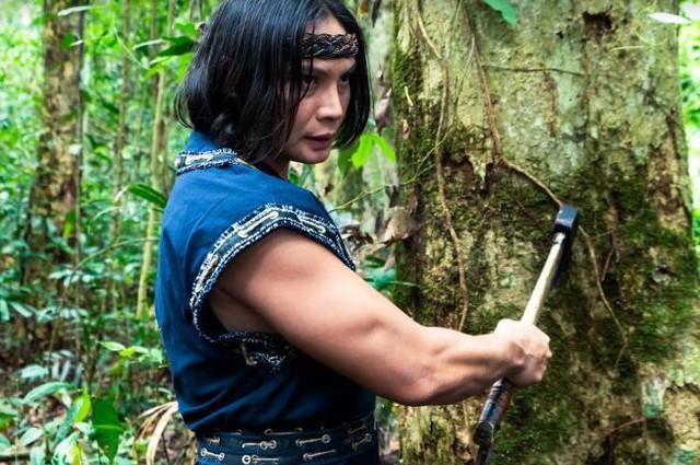 Sao võ thuật Diệp Vấn 3 và đương kim vô địch boxing châu Á bất ngờ góp mặt trong phim điện ảnh Đỉnh Mù Sương - Ảnh 4.