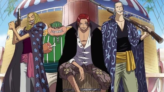 One Piece: Mạnh mẽ là thế, nhưng chính xác thì vai trò của Benn Beckman trong băng Tóc Đỏ là gì? - Ảnh 3.