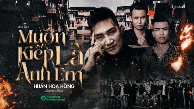 Giang hồ mạng Huấn Hoa Hồng ra MV ca nhạc, hát khuyên mọi người tránh xa cờ bạc nhưng lại quảng cáo cho game đánh bạc online - Ảnh 1.